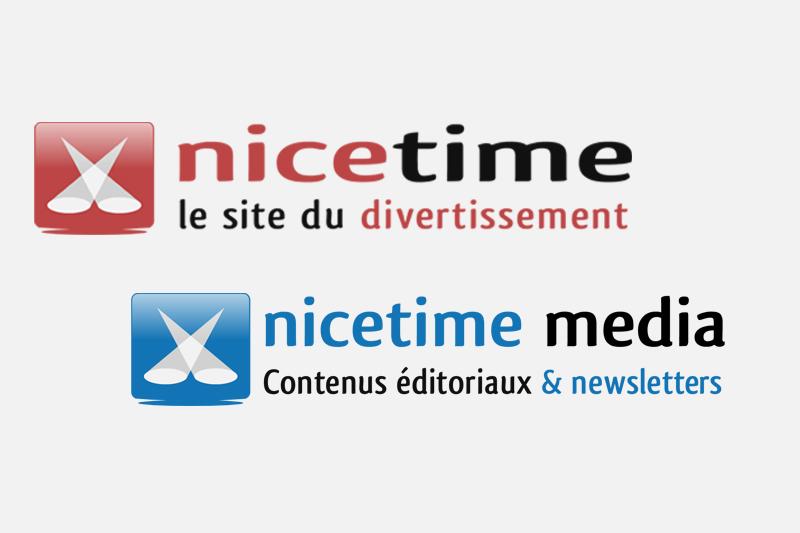 Après nicetime le site du divertissement voici nicetime media, structure de production de contenus édtoriaux et de newsletters